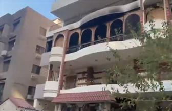حارس العقار المجاور: جثة والد الفنان إيهاب توفيق لم تتفحم.. والخادمة أنقذت نجلها | فيديو