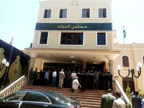 رئيس مجلس الدولة يصدر قرارا بنقل مجمع محاكم المجلس بكفر الشيخ   صور