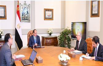 الرئيس السيسي يوجه ببلورة نهج متكامل يحقق نهضة زراعية وطنية