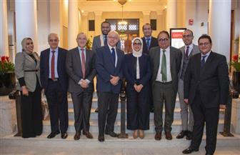 وزيرة الصحة: بدء البرنامج التدريبي لأطباء الزمالة المصرية على الأبحاث الإكلينيكية فبراير المقبل|صور