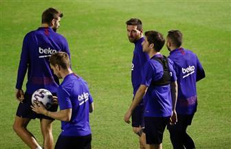 تشكيل برشلونة لمواجهة أتلتيكو مدريد بنصف نهائي السوبر الإسباني بالسعودية