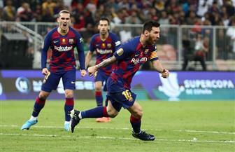 برشلونة يتخطى إيبيزا بصعوبة في كأس ملك إسبانيا