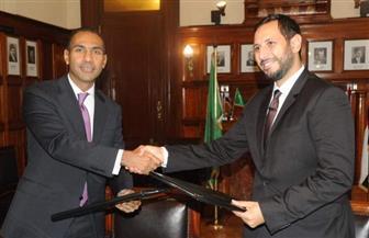 بنك مصر يوقع بروتوكول تعاون مع جامعة سيناء لتوفير الدفع الإلكتروني للمصروفات