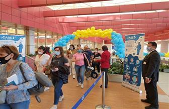 """وصول أولى رحلات شركة """"إير أستانا"""" إلى مطار شرم الشيخ الدولى  صور"""