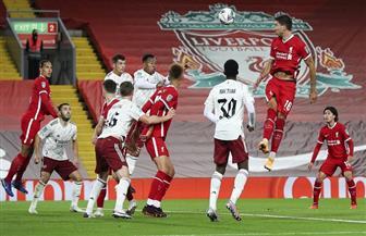 ليفربول وأرسنال يتعادلان سلبيا في الشوط الأول
