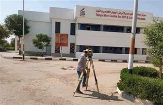 بدء تطوير مبنى الحميات بالأقصر لتحويله إلى مستشفى للجهاز الهضمي |صور