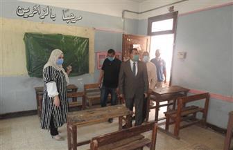 «تعليم المنوفية»: استعدادات مكثفة لبدء العام الدراسي الجديد | صور
