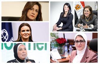 ٢٧ امرأة  في موقع مهم.. السيدات بالمناصب القيادية في عهد الرئيس السيسي