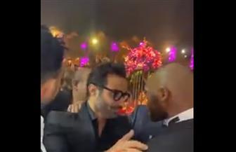 """أحمد فهمي: """"شيكابالا طلب مني يروح الأهلى.. ولا أجرؤ أني أسب نادي الزمالك """""""