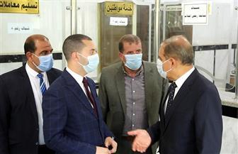 محافظ كفر الشيخ: تلقينا 72 ألف طلب تصالح في مخالفات البناء| صور