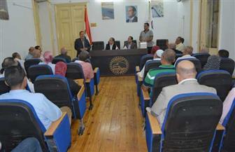 مستقبل وطن بورسعيد يكرم أبطال حرب أكتوبر وأهالي الشهداء |صور