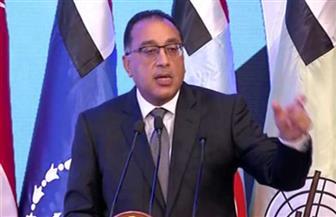 رئيس الوزراء: الزيادة السكانية أهم التحديات التى تواجه مسيرة التنمية فى مصر