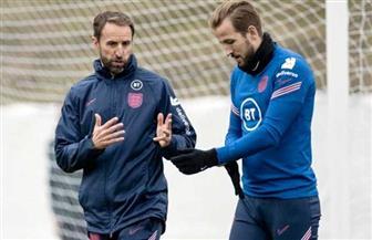 شكوك حول مشاركة «كين» أمام بلجيكا بسبب إصابة في العضلات
