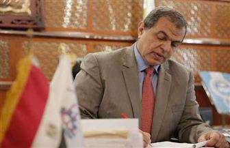 سعفان يتابع حالة مصري مصاب بالكويت لتحديد نسبة العجز والتعويض | صور