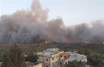 سوريا تعلن إخماد الحرائق في محافظات اللاذقية وطرطوس وحمص