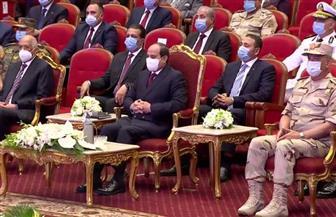 برلمانيون: كلمة الرئيس السيسي رسالة تحذيرية لمن يحاول العبث بأمن البلد وطمأنة لجموع المصريين