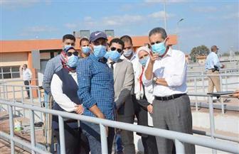 محافظ الغربية يتفقد أعمال التطوير بمشروعات المحلة الكبرى بحضور متدربي البرنامج الرئاسي | صور