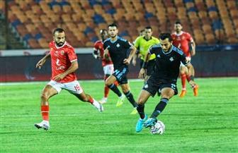 «الأحمر» في الصدارة.. ترتيب الدورى المصرى قبل مباراة الأهلى وبيراميدز