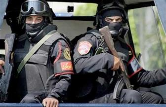الداخلية تواصل ملاحقة وضبط حائزي الأسلحة النارية والمواد المخدرة