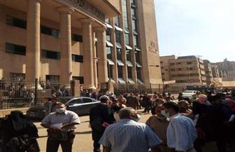 """مصدر أمني ينفي العثور على """"جسم غريب"""" بمبنى محكمة شمال الجيزة"""