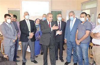 المحرصاوي يتابع الدورة التدريبية لبنوك الأسئلة بكليات جامعة الأزهر |صور