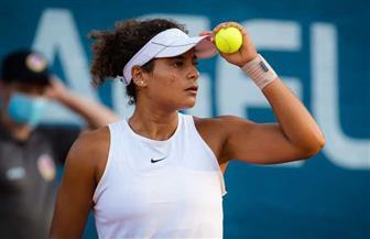 ميار شريف تتقدم ثلاثة مراكز في تصنيف محترفات التنس