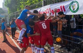 البنك الأهلي يصعد لأول مرة إلى الدوري المصري الممتاز