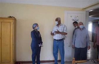 نائبة محافظ البحر الأحمر تتفقد الوحدة الشاملة لرعاية الأحداث بالغردقة| صور