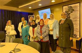 نائب رئيس جامعة الأزهر يبحث مع عمداء كليات فرع البنات الاستعداد للعام الدراسي الجديد