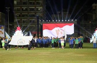 وزير الشباب والرياضة يفتتح أوليمبياد الطفل المصري | صور