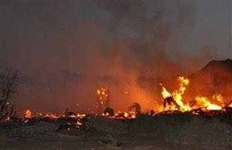 """""""الحرائق"""" تجتاح """"كليمنجارو"""" أعلى جبال إفريقيا.. وتنزانيا تواصل عمليات الإطفاء"""