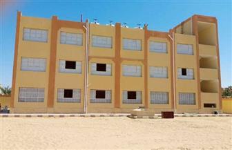 محافظ مطروح: تنفيذ وإنشاء 18 مدرسة بتكلفة 130.8 مليون جنيه | صور