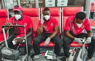 ترتيبات طبية مشددة قبل سفر بعثة الأهلي إلى المغرب