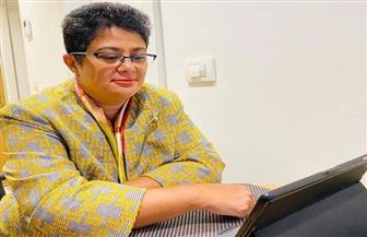 نميرة نجم تكشف تفاصيل اجتماع وزراء خارجية الاتحاد الإفريقي |صور