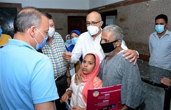 رئيس جامعة طنطا يوجه بإعداد تقرير فني عن حالة مستشفى الطوارئ ووضع خطة للتطوير| صور