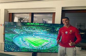 بعد الإصابة بفيروس كورونا.. «رونالدو» يؤازر البرتغال على طريقته الخاصة