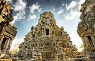 اكتشاف موقع معبد ملكي قديم عمره نحو 1100 سنة شمالي الصين