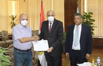 """أحمد الحسيني هلال وكيلا لـ""""تربية طنطا"""" للدراسات العليا لمدة ثلاث سنوات"""