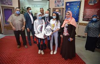 محافظ بورسعيد يتفقد جاهزية المدارس للعام الجديد| صور