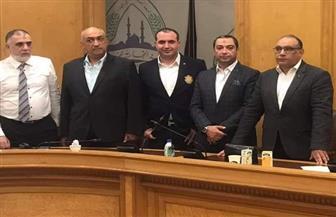 الجمعية العمومية تنتخب 21 عضوا لمجلس إدارة الشعبة العامة للملابس الجاهزة
