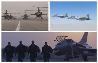 للنسور كلمتها في معادلة امتلاك المدى .. فيلم احتفالي للقوات الجوية في عيدها| فيديو