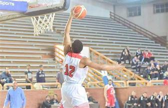 الزمالك يهزم قناة السويس بدوري المرتبط لكرة السلة