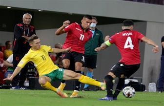 التعادل السلبي يخيم على مواجهة ليتوانيا وألبانيا في دوري الأمم الأوروبية