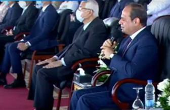 الرئيس السيسي يوجه التهنئة لخريجي كلية الشرطة الجدد وأسرهم