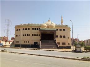 وزير الأوقاف ومحافظ السويس يفتتحان غدا خمسة مساجد بالمحافظة| صور