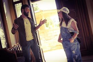 انتهاء مرحلة التصوير الداخلي لفيلم «هانوفيل» | صور