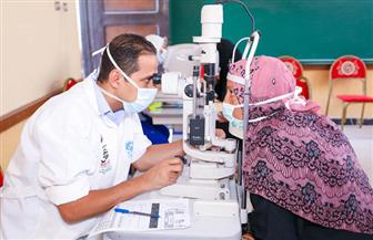 «تحيا مصر» يستأنف عمل قوافل المبادرة الرئاسية لمكافحة مسببات ضعف وفقدان الإبصار   صور