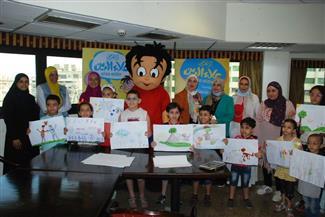 مجلة علاء الدين تكشف شخصيات الأبناء للآباء بالفن | صور