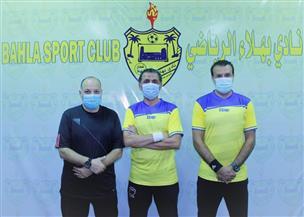 عبدالناصر محمد يواصل تجهيز بهلا العماني بالمباريات الودية