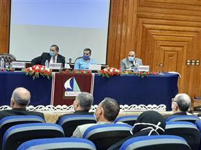 صيدلة كفر الشيخ تنظم مؤتمرها العلمي السنوي السابع | صور